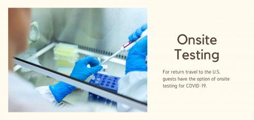 Onsite Covid-19 Testing